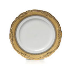 Gold Edge China Bread and Butter Plate rental New Orleans, LA
