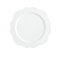 White Salad Plate rental New Orleans, LA