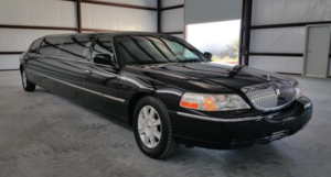 Lincoln Stretch Limo rental New Orleans, LA