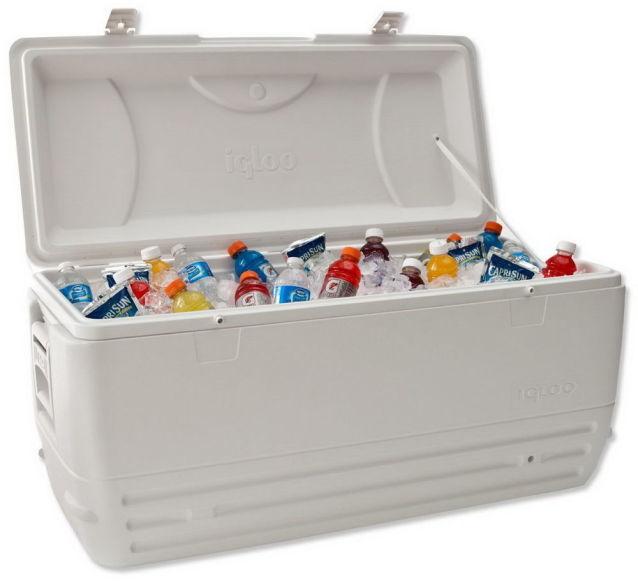 100 - 150 qt Cooler rental New Orleans, LA