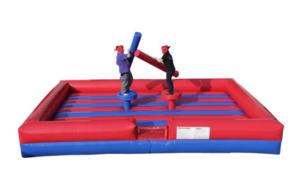 Gladiator Jousting Inflatable rental New Orleans, LA