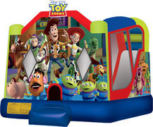 Toy Story Bouncy House  rental New Orleans, LA
