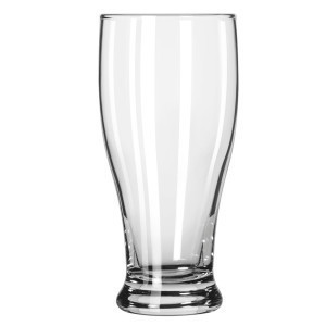 12 Oz. Pilsner Glass rental New Orleans, LA