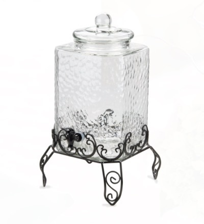 Infusion Jar Drink Dispenser 5 Gallon rental Nashville, TN