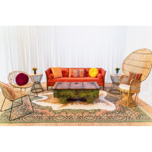 Frida Furniture Set rental Nashville, TN