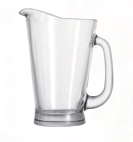 Libbey Pitcher 60 oz. rental Nashville, TN