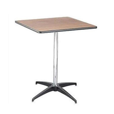 "30"" Square Pedestal Table rental Nashville, TN"