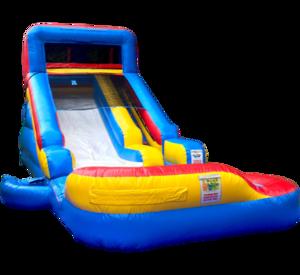 7' Water Slide rental Nashville, TN