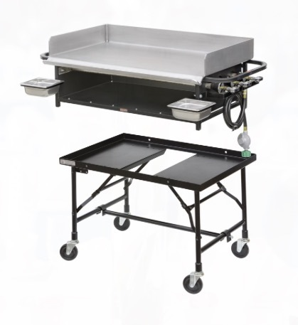 Griddle, Flat Top Propane rental Nashville, TN