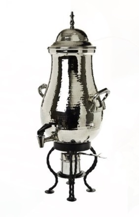 Hammered Coffee Urn 25 cup rental Nashville, TN