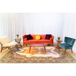 Zilker Furniture set rental Nashville, TN