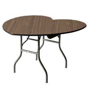 Heart Shaped Table rental Nashville, TN