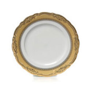 Gold Edge China Bread and Butter Plate rental Nashville, TN