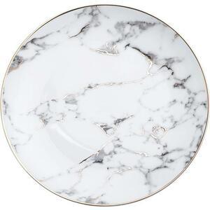 Marble Gold Rim Salad Plate rental Nashville, TN