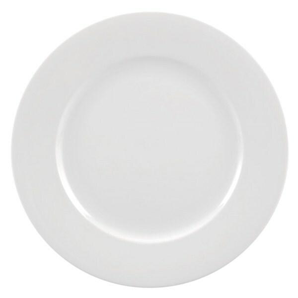 White China Salad and Dessert Plate rental Nashville, TN