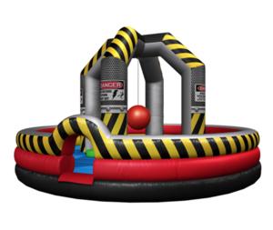 Wrecking Ball Inflatable rental Nashville, TN