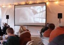 16' Outdoor Movie Package rental Nashville, TN