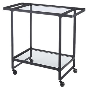 Black Bar Cart rental Nashville, TN