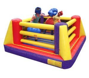 Boxing Ring Bouncy rental Austin, TX