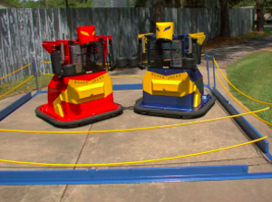 Life Size Boxing Robots rental Austin, TX