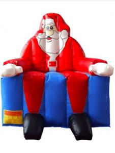 Inflatable Santa Chair  rental Austin, TX