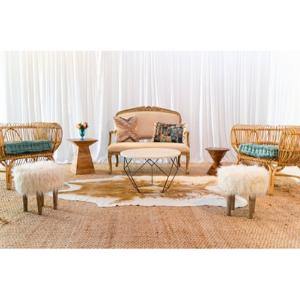 Yucatan Furniture Set rental Austin, TX