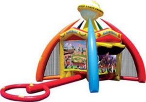 Sports Game Inflatable rental Austin, TX
