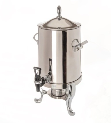 5 Gal. Stainless Coffee Urn  rental Austin, TX