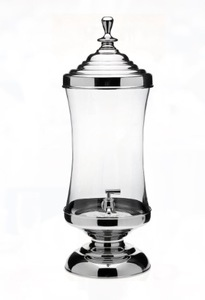 Glass Drink Dispenser 2.5 Gallon rental Austin, TX