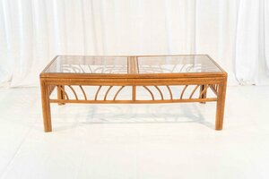 Boho Chic Coffee Table rental Austin, TX