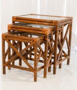 Nesting Side Tables rental Austin, TX