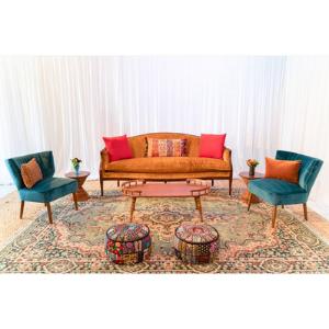 Carson Furniture Set rental Austin, TX