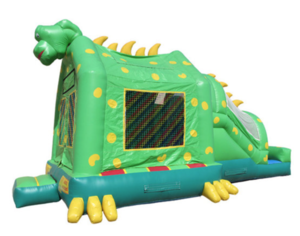 Dino Combo Bouncy House rental Austin, TX