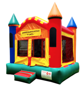 Small Bouncy House Castle rental Austin, TX