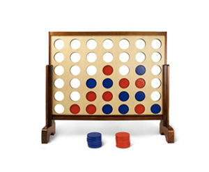 Giant Connect Four rental Austin, TX