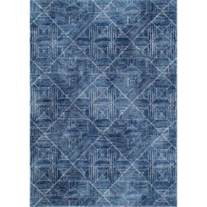 8x10 Midnight Rug rental Austin, TX