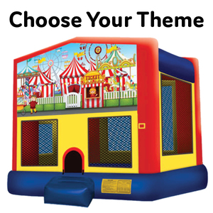 Fun Time Bouncy House rental Austin, TX
