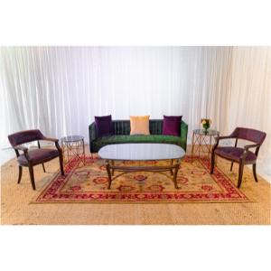 Hank Furniture Set rental Austin, TX