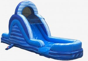 12' Dry or Water Slide rental Austin, TX