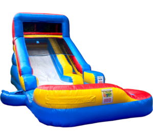 7' Water Slide rental Austin, TX