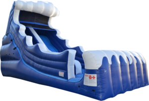 20' Dry or Water Slide rental Austin, TX