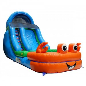 18' Dry or Water Slide rental Austin, TX