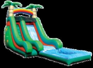 18' Water Slide rental Austin, TX