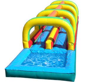 Slip 'n' Slide - Multicolored rental Austin, TX