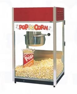 Tabletop Popcorn Machine rental Austin, TX