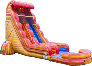 22' Water Slide - Blazing Tides rental Austin, TX