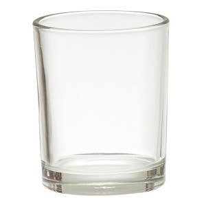 Straigth Side Votive Candle Holder rental Austin, TX