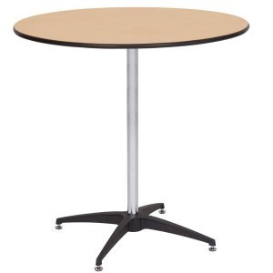 "30"" Round Short Cocktail Table rental Austin, TX"