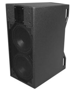 Speaker - BassBoss DV8 Micromain rental Austin, TX