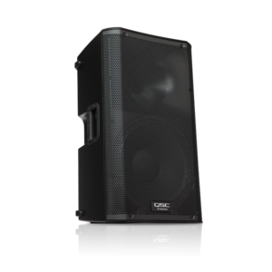 "QSC K12 12"" Powered Speaker rental Austin, TX"